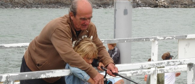 Kids Fishing Competition - Paihia Summer Festival