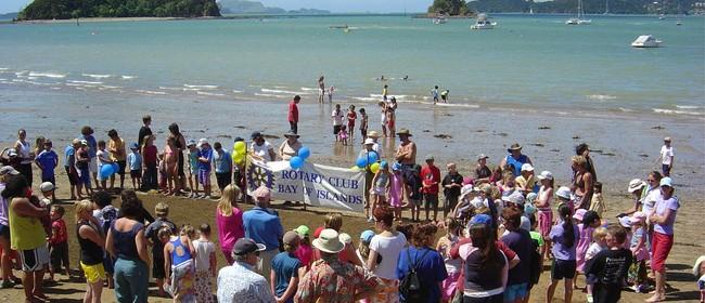 Rotary Club Beach Dig - Paihia Summer Festival