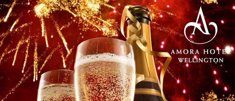 New Year's Eve at Amora