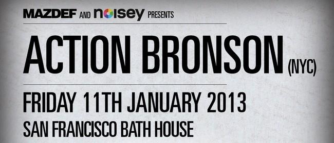 Action Bronson (NYC) - Wellington Show