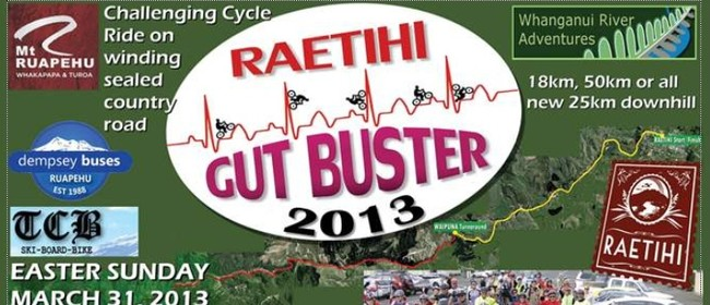 The Raetihi Gutbuster
