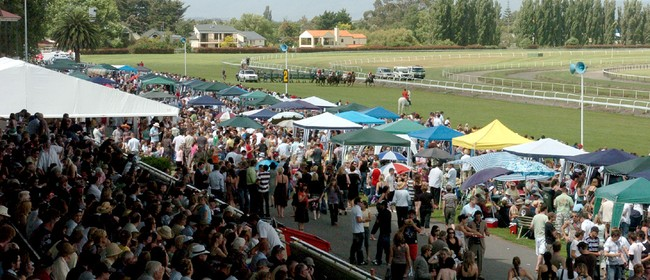 Boxing Day at the Races at Awapuni Racecourse