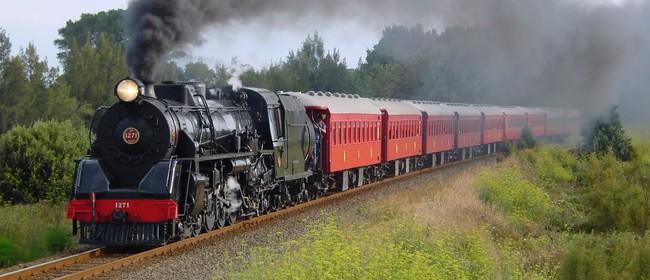 Steam Train Experience