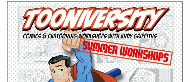 Tooniversity - Cartooning Workshop