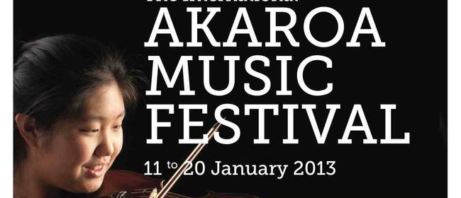 International Akaroa Music Festival - Canterbury Trio