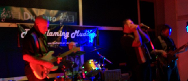 Dairy Flat Live Music Club Presents The Flaming Mudcats