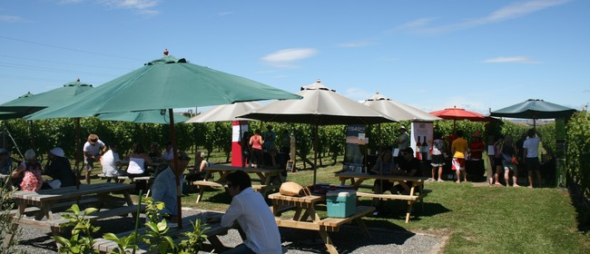 Hawkes Bay Boutique Winemkers 'Meet the Maker' - Salvare