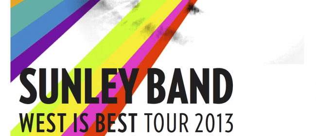 Sunley Band's West is Best Summer Tour '13