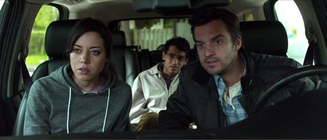 Safety Not Guaranteed (M)