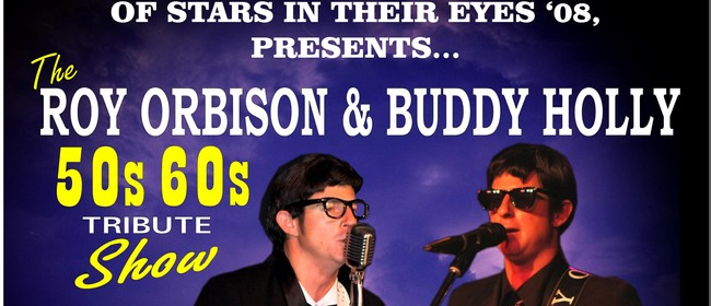 The Roy Orbison & Buddy Holly Tribute Dance Show