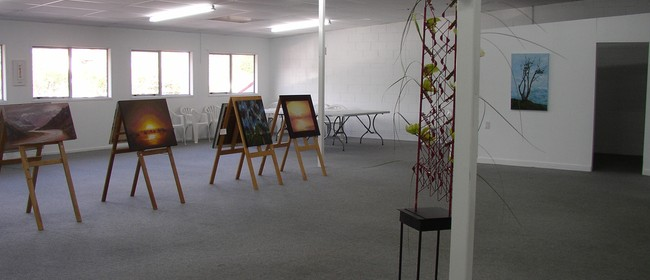 Painting Group in the Studio Gallery