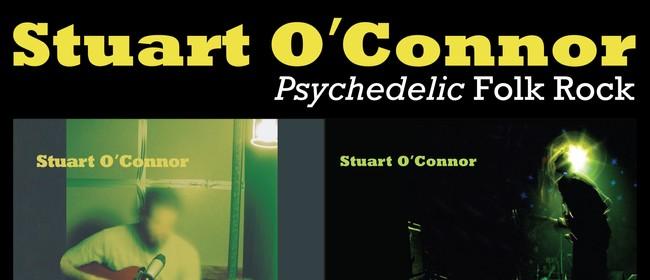 Stu O'connor Go Forth Bright Scenic Album Release Tour