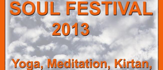 Soul Festival 2013 - Yoga Meditation Kirtan