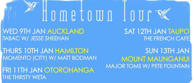 Chanelle Davis & Kerryn Fields Hometown Tour