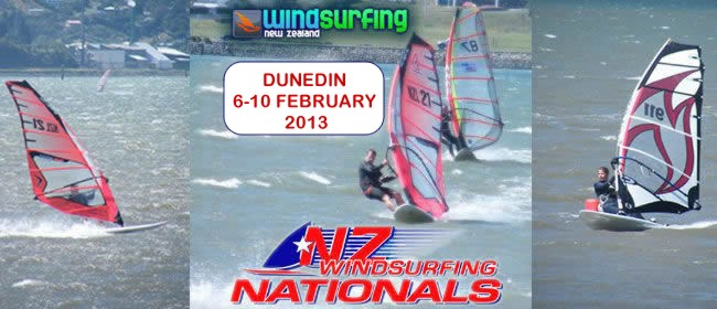 2013 New Zealand Slalom Windsurfing Nationals