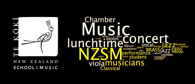 NZSM Friday Lunchtime Concert 9