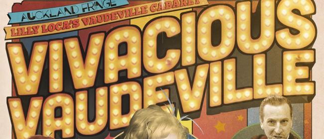 Vivacious Vaudeville - A Fringe Special