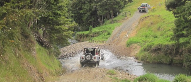 Tutukaka Coast Family 4x4 Safari