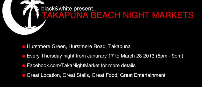 Takapuna Night Markets