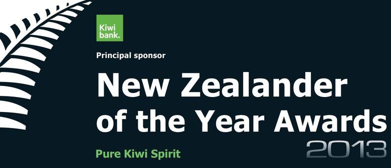 Kiwibank New Zealander of the Year Awards 2013 Gala Dinner