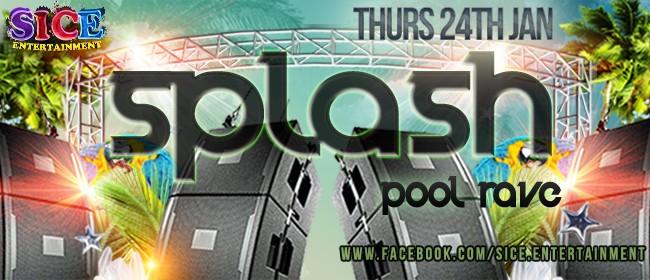 SICE Splash Pool Party