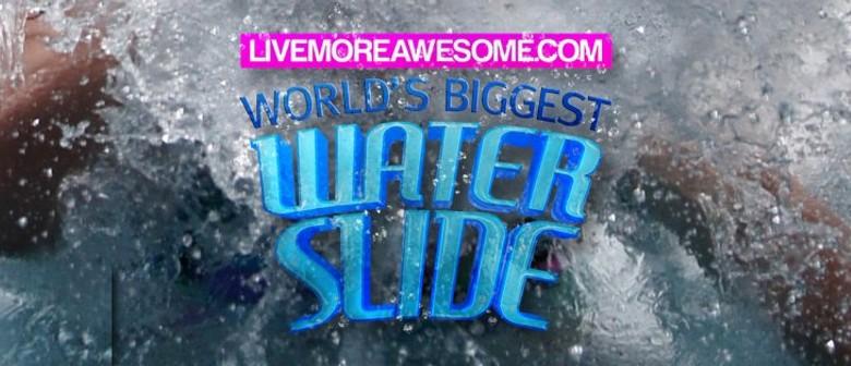 World's Biggest Water Slide