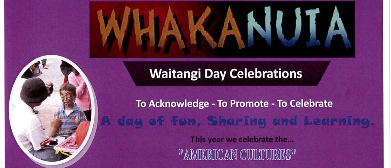 Whakanuia - Waitangi Day Celebrations