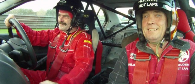 400kw Holden V8 Race Drive Experience