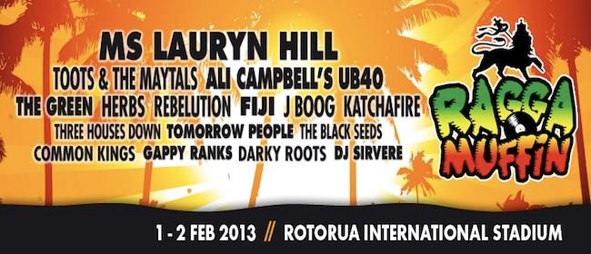 Raggamuffin Festival 2013