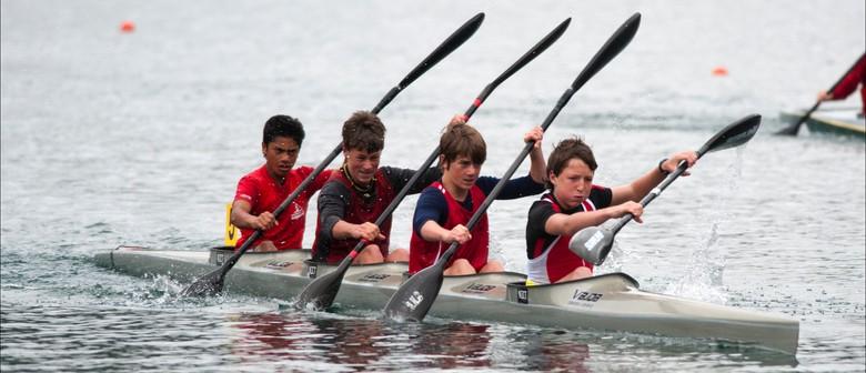 NZ Canoe Sprint and ICF Oceania Canoe Sprint Championships