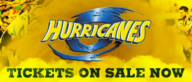 Hurricanes v Blues Super Rugby Game
