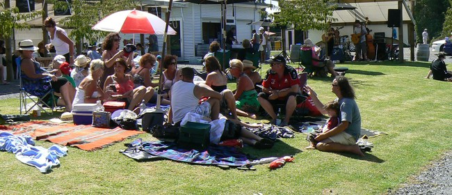 A Summer of Free Music in the Market