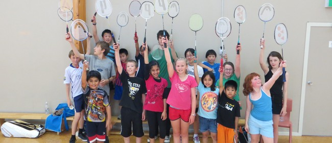 Badminton Summer Holiday Programme