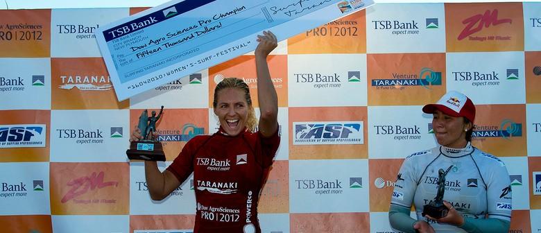 TSB Bank NZ Surf Festival