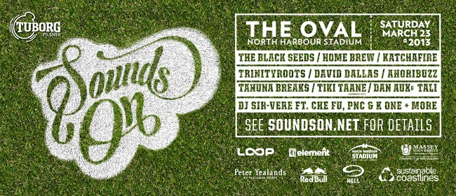 Tuborg Sounds On - The Oval