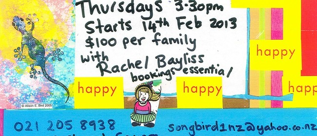 Kids Group Singing Classes