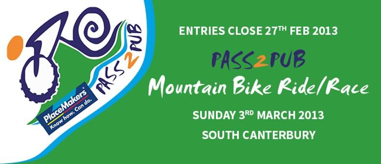 Pass2Pub Mountain Bike Ride
