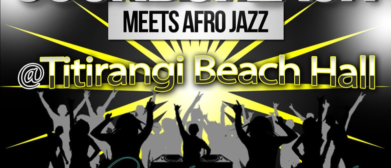 Reggae Soundsplash Meets Afro Jazz: SOLD OUT