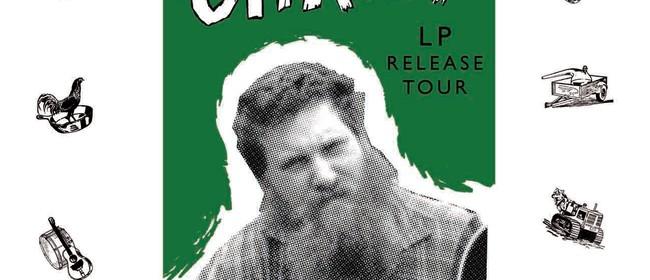 Boss Christ Monsterbilly LP Release Tour