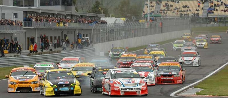 NZV8'S Ricoh Taupo Motorsport Park