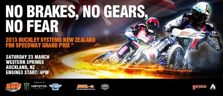 2013 New Zealand FIM Speedway Grand Prix