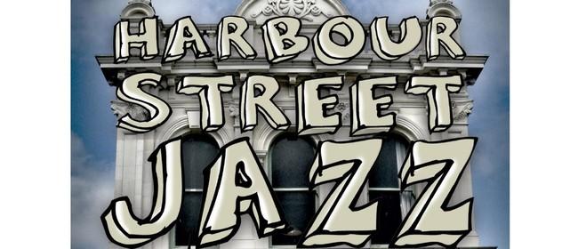 Harbour Street Jazz Festival Oamaru