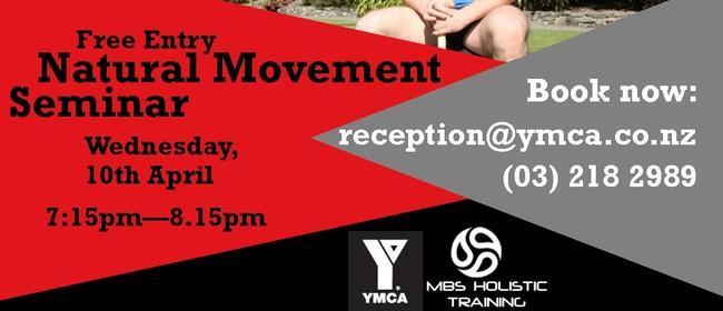 YMCA Natural Movement Seminar