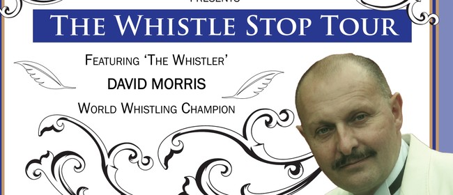 Hutt City Brass presents The Whistle Stop Tour