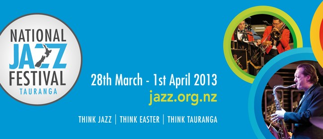 Downtown Tauranga Carnival - National Jazz Festival