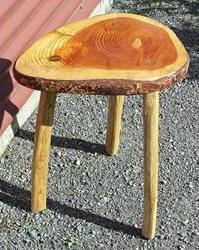 Make a Rustic Stool - Bodging Workshop - Otaki - Eventfinda