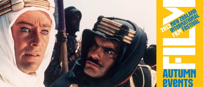 NZIFF Autumn Events: Lawrence of Arabia