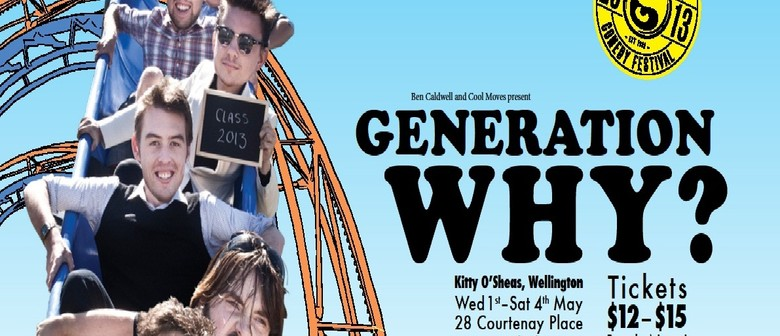 Cool Moves Presents Generation Why?