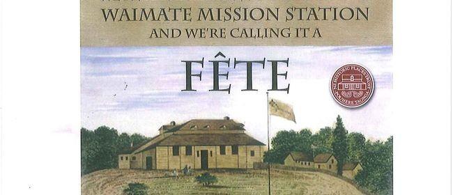 The Te Waimate Fete
