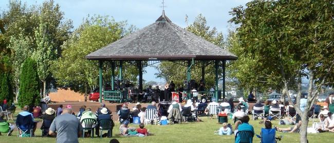 Cornwall Park Summer Music Concert Series